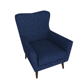 Thomas Chair, Henley Midnight