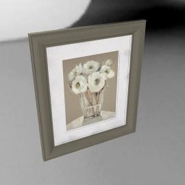 Adelene Fletcher- Tranquility Framed Print, 69 x 59cm