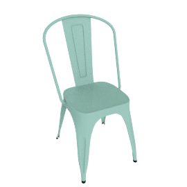Marais A Chair - Mint
