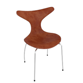 danform - DOLPHIN CHAIR, light brown