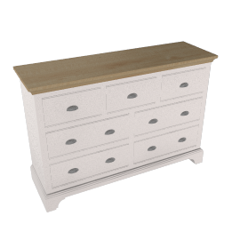 John Lewis Downton 7 Drawer Chest
