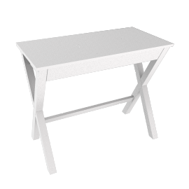 Writex Desk, White