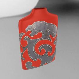 Dragon Vase, Small