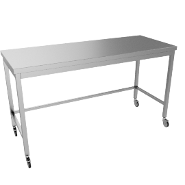 Quovis Work Table - Standing Ht