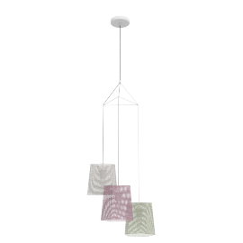 Posey 3-Lights Pendant Lamp