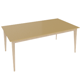 Verano 6-seater Dining Table