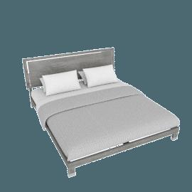 Siena Bed - 180x210 cms