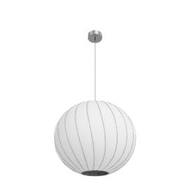 Nelson Crisscross Ball Pendant