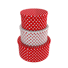 Spots Tins, Set of 3