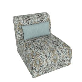 Jaide Armless Sofa