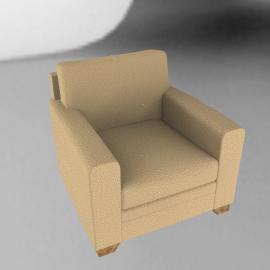 Umbria Chair, Khaki
