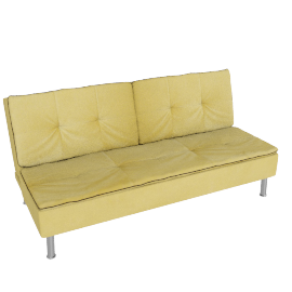 Frenzy Sofa Bed Lime