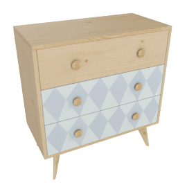 Ella chest of drawers