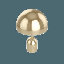 Tom Dixon Bell table lamp, messing