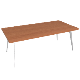 Play Dining Table - Rectangle - Aluminum