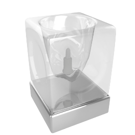 Cuboid Touch Table Lamp