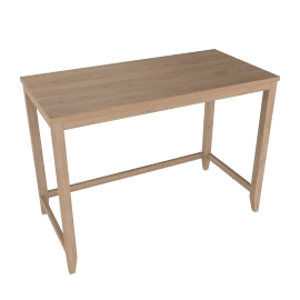 John Lewis Loft Simple Desk