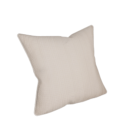 Eternity Cushion Cover - 45x45 cms, Beige
