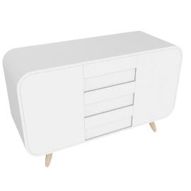 Esme sideboard, white