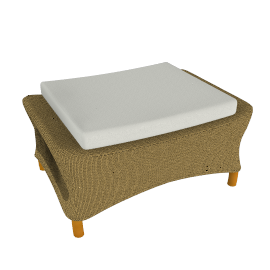 Marquis Footstool