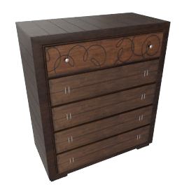 Andaman Chest of Drawers