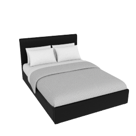 Silentnight Mitchell Storage Bedstead, Double