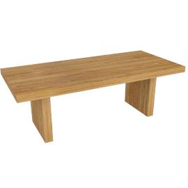 John Lewis Henry Dining TableL220 x W100cm