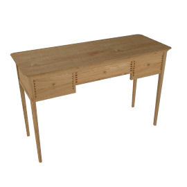 John Lewis Essence Dressing TableOak