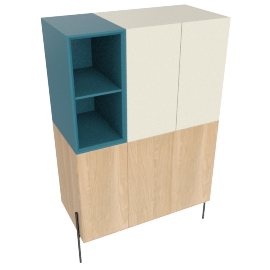 Coby highboard
