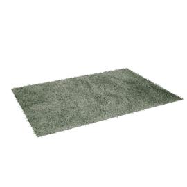 Angora Shaggy Rug - 160x230 cms, Green