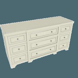 Kiera 9-Drawer Dresser