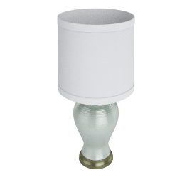 VASE Table Lamp, Green