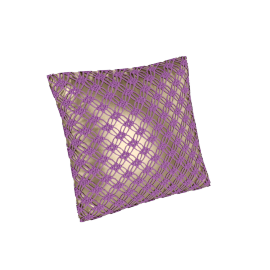 Amilada Filled Cushion - 45x45 cms