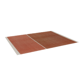 Maharam Merger Rug 8X10, Brick