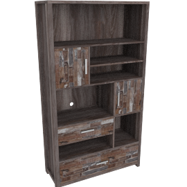 Salvage Bookcase 120 x 154 x 44 cm
