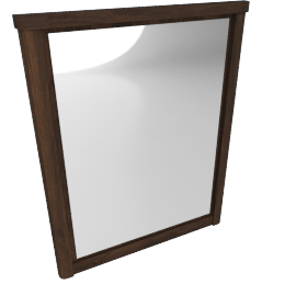 Optec Dresser Mirror