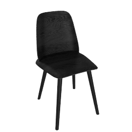 Nerd Chair , Black