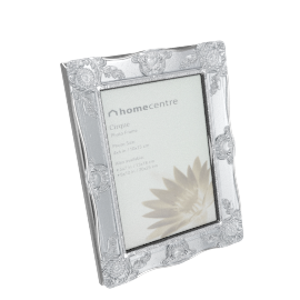 Cirque Photo Frame - 5x7 inch, Silver