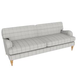 Penryn Grand Sofa, Parton Natcoal