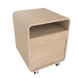 Esme filing cabinet, ash