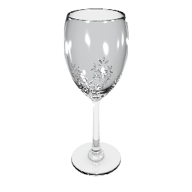 Waterford Crystal Lismore Essence Goblets, Pair