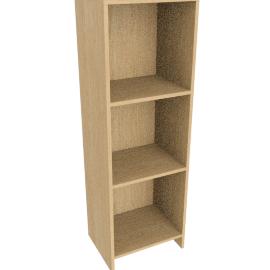 House by John Lewis Oxford 3 x 1 Shelf Unit