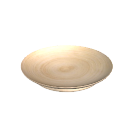 White Bamboo Soap Dish