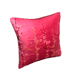 Kikko Cushion, Raspberry