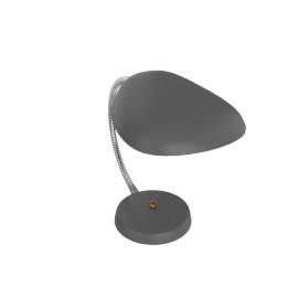 Cobra Table Lamp - Charcoal