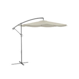 3mtr Umbrella , beige