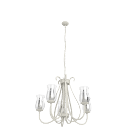 Esma Ceiling Light, 5 Arm