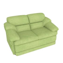 Cuddler 2 Seater, Green