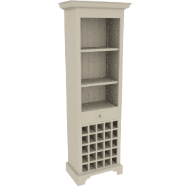 Neptune Chichester Wine RackLimestone, 25 Bottle