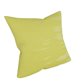Ribble Cushion, Citrine